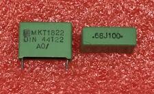 0.68uF 100V 5% Metallized Polyester Film Cap MKT1822-468/014 ERO Roederstein⚡