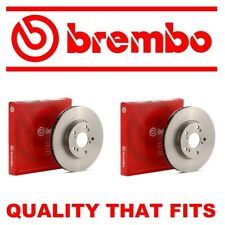 Rear Brake Rotors FIT 1993 1994 1995 1996 1997 1998 1999 2000 2001 NISSAN ALTIMA