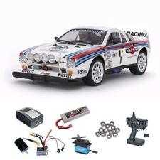 Tamiya Lancia 037 Rally 1/10 TA-02SW Brushless Edition Komplettset - 58654BLSET