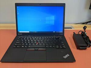 Lenovo ThinkPad X1 Carbon 1st Gen - i7-3667U - 4GB RAM - 256GB SSD - Win10 Pro