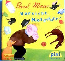 Pixi Buch Nr. 1927-Vorsicht, Niesgefahr!-1. Aufl.2012 - Bücher-Sammlung