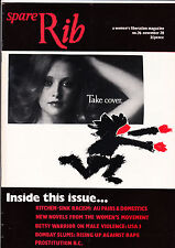 Spare Rib Magazine Issue No.76 - November 1978 - Feminist Women's Liberation