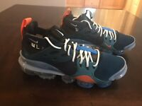 New Nike Air Vapormax DMSX Mineral Teal Sneaker Shoes Size US 9