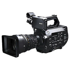 Sony PXW-FS7 4K XDCAM Super 35 Camera System Camcorder with 28-135mm Zoom Lens