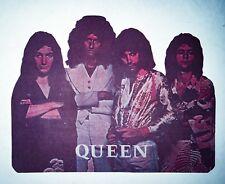 New listing 1976 70s Queen Freddie Mercury Bohemian Rhapsody rock band vTg t-shirt iron-on