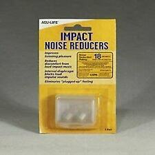 More details for impact noise reducers for musicians  - ear plugs