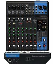 Yamaha MG10XU 10-Input Stereo Mixer w/effects /USB Interface Free Shipping!!