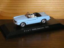 FIAT 1600S CABRIOLET 1963 NOREV 1/43