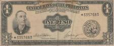 Phlippines English Series 1 Peso STAR Replacement Note