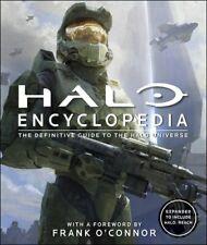 Halo Encyclopedia by DK Publishing