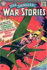 STAR SPANGLED WAR STORIES #129 Good, Heath art, sub. crease, DC Comics 1966