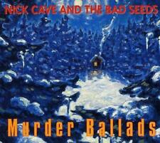 Nick Cave And The Bad Seeds - Murder Ballads (NEW CD+DVD)