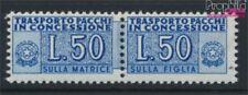 Italie Pz2 neuf avec gomme originale 1953 Paketzustellung (9045785
