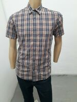 Camicia LEVIS Uomo Shirt Man Chemise Homme Polo taglia size M Cotone 8594