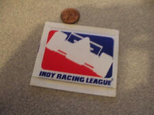 INDY SMALL RAISED Sticker / Decal  Automotive  ORIGINAL old stock