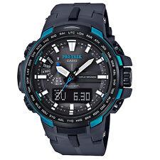 Casio Protrek PRW-6100Y-1A PRW-6100Y Reloj De Cristal Mineral Nuevo