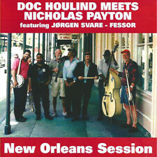 Doc Houlind meets Nicholas Payton - New Orleans Session / Music Mecca CD