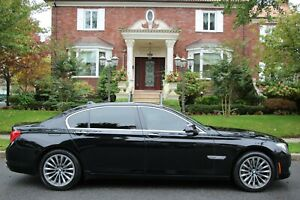 2011 BMW 7-Series 750Li 4dr Sedan