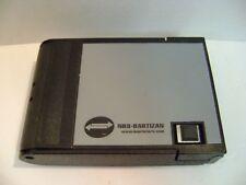 Vintage Nbs-Bartizan Manual Credit Card Imprinter Sales Machine Portable Backup