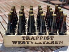 Westvleteren 12 Trappist  Best Beer In The World Sint.Sixtus Woodbox +24bot 33cl