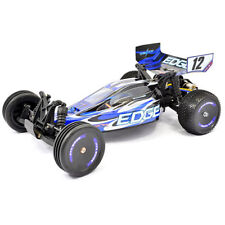 FTX Edge 1/10 Blue 2WD Brushed Buggy RTR RC Car with Batt, Chgr & 2.4ghz Radio