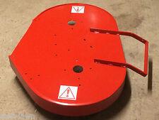 STEEL DECK PAN WESTWOOD LASER T1200 GAZELLE 1012 1020 T1600 TRACTOR CUTTER SHELL
