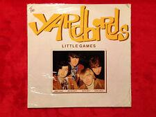 "Yardbirds ""Little Games"" Vinyl-LP 1985- Fame FA-41-3124-1 rock 33rpm U.K."