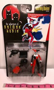 1997 The Adventures of Batman And Robin Harley Quinn Kenner