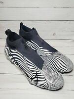 Nike Vapor Edge Pro 360 Football Cleats White Black AO8277-109 Men's Size 14