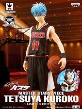 Master Stars Piece Tetsuya Kuroko Figure Black Ver. anime Kuroko no Basuke