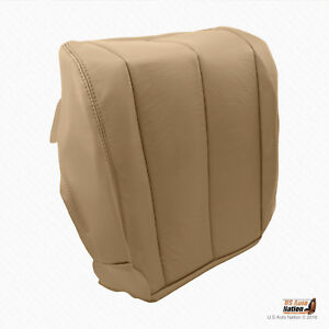 2006 2007 Driver Bottom Synthetic Leather Cover for Nissan Murano S SE SL Tan