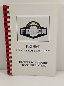 Vintage Prism Weight Loss Program ~ Recipes to Support Transformation Christian