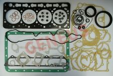 Full Gasket Set for Kubota V3800 with stain steel head gasket