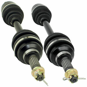 DTA H201 Front Right Side Premium ATV CV Axle Complete Assembly Fits Honda Foreman 400 4x4 ATV