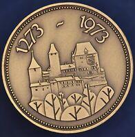 Switzerland Medal 700 Jahre Burgdorf Handfeste. 1273-1973 33mm *[15461]