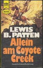Heyne-Western Band 2677: Allein am Coyote Creek (1983, Lewis B. Patten) Z 2