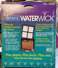 Original Bemis Waterwick  replacement air care filter #1050