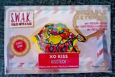 KISSABLE Lips Keychain SWAK  Interactive  XO KISS