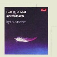 CHICK COREA - LIGHT AS A FEATHER (VME) 2 CD JAZZ NEU