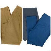 Woman with Control Pull-On Slim Pants Three Colors Size L NWOT