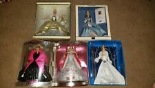 Barbie Collection Lot Mattel Holiday Grand Entrance Special Edition