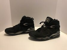 Air Jordan Retro 8 Chrome Size 11.5