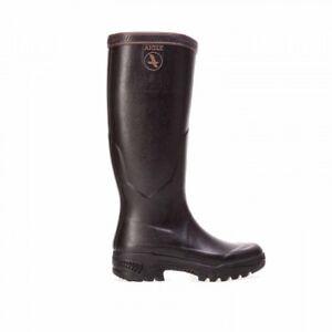 AIGLE Parcours 2 Mens Boots - Black, Bronze, Kaki