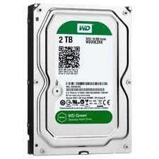WD Green 2TB 3.5-inch, SATA 6 Gb/s, IntelliPower, 64MB Cache WD20EZRX