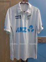 Cricket New Zealand New 2021 Test Jersey Shirt All Adults & Kids Sizes Available