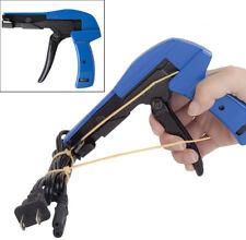 Cable Tie Gun Zip Tie Gun Cable Wire Fastening Cut Off Tie Tool Gun Flush Cut