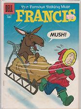 Dell Four Color # 745 The Famous Talking Mule Francis - VG