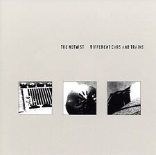 Different Cars and Trains [EP] by The Notwist (CD, Jan-2004, Domino)