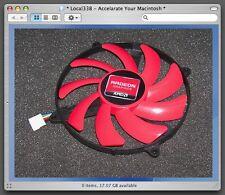 AMD/ATI Radeon HD 7990 (3 Lüfter Modell) Video Card Lüfter Ersatz * B