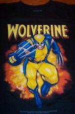 X-MEN WOLVERINE Marvel Comics T-Shirt XL NEW